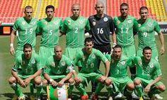 Argelia Mundial 2014