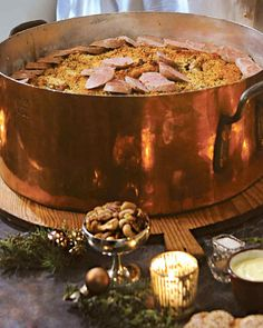 A holiday open house is the perfect opportunity to serve this hearty, robust French dish.