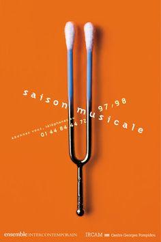 Michal Batory, IRCAM Saison Musicale 97/98, 1997
