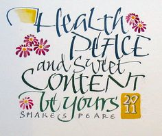 Celia Lister - Calligraphy and Lettering Artist