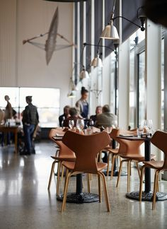 Stockholm's feted restaurant Oaxen Krog's expansive follow-up comes complete with floating mini hotel... http://www.we-heart.com/2015/03/24/oaxen-krog-slip-stockholm/