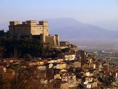Celano, Italy - where my mother's family is from