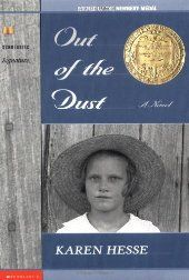 Out of the Dust - one of the most beautiful books I've read