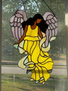 Angle I - Delphi Stained Glass