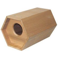 Heath Outdoor Products Mallard Nesting Box Kit, Multicolor
