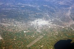 Agrinio from the top
