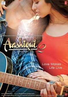Aditya Roy Kapur and Shraddha Kapoor starrer Aashiqui 2 Movie Poster 1 Bollywood Posters, Bollywood Actors, Bollywood Cinema, Bollywood Party, 2 Movie, Movie Songs, Bollywood Music Videos, Hindi Movies Online, New Poster