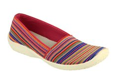 Cotswold Broadwell Ladies Slip On Fabric Casual Shoe - Robin Elt Shoes  http://www.robineltshoes.co.uk/store/search/brand/Cotswold-Ladies/ #Spring #Summer #SS14 #2014