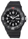 Casio Men's MRW200H-1BV Sport Analog Dive Watch