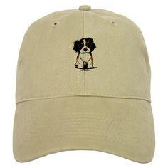 Tricolor CKC Spaniel Cap