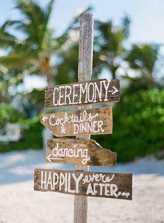 Boho Deco Chic: La boda en la playa que siempre había soñado... o casi!