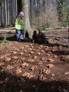 bibernetz.de - Waldkindergarten - Bezug zur Natur gewinnen