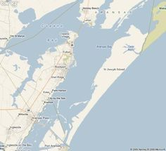 Rockport, TX Local Area Maps | Miss Kittys Fishing Getaways