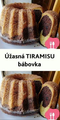 Kefir Recipes, Cooking Recipes, Tiramisu, Czech Recipes, Ethnic Recipes, Christmas Candy, Creative Food, Cornbread, Cake Recipes