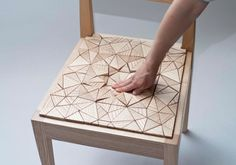 graduated from the Rhode Island School of Design, Annie Evelyn is a furniture designer who has been developing her unusual furniture upholstery techniques since she was a student. This collection of chairs,…