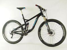 2014 Trek Remedy 8 Mountain Bike 29 19 Large, Fox 34 XTR Dropper
