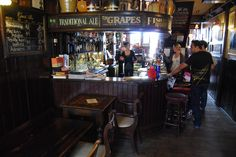 The Grapes (Limehouse)