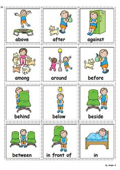 OFF} Autism Communication Cards- Prepositions Teaching Kids, Kids Learning, Teaching Resources, Autism Activities, Language Activities, Color Worksheets For Preschool, Flashcards For Kids, Learning English For Kids, Kindergarten Prep