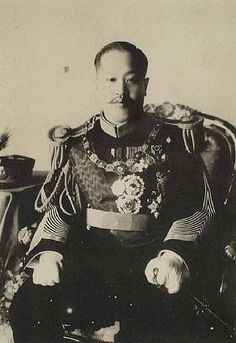 Emperor Sunjong of Korea was made Emperor Yung-hui when the Japanese forced the abdication of Emperor Gwangmu in 1907. He ruled for just 3 years and his reign ended with the Japan-Korea Annexation Treaty in August 1910 and the Japanese abolished the puppet Korean Empire, ending 519 years of Korean rule under the same family.After the annexation treaty the former emperor Sunjong and his wife, Empress Sunjeong, lived the rest of their lives virtually imprisoned in Changdeokgung Palace in…