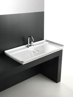Cheviot Barcelona Wall Mount Sink Universal Design