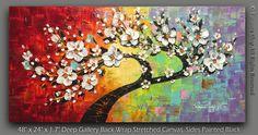 White Cherry Blossom by Susanna Shap