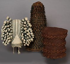Bimileke hats African (archives sold Singkiang)