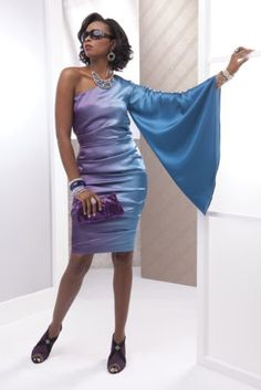 Keosha Ombre Dress from ASHRO