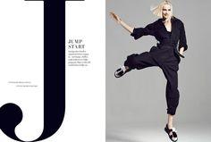 Jump Start (Harper's Bazaar Netherlands)