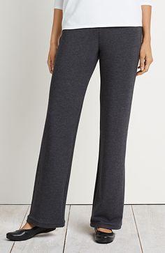 Pure Jill boot-cut pants