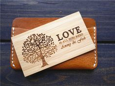 Personalized Wallet Card Insert  Custom Wallet by BlessingCard
