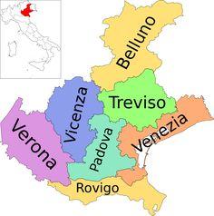Il Veneto è una regione dell'Italia nord orientale ricca di bellezze artistiche e storica che ne fanno una delle regioni o la regione più visitata d'Italia e non potrebbe essere diversamente con mete di fama mondiale come Venezia e Verona, ma anche Padova e Treviso, con le sue coste limpide, i monti per escursioni d'estate e sport sulla neve d'inverno, le valli, i parchi e i panorami unici. I migliori B&B della regione Veneto qui http://bedandbreakfast.place/it/bb-veneto