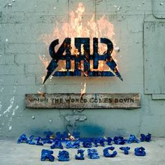 The All-American Rejects When The World Comes Down <3