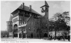 The Windsor Hotel, Americus GA 1906
