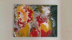 #art #acrylic #canvas #painting