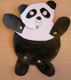 le panda école maternelle