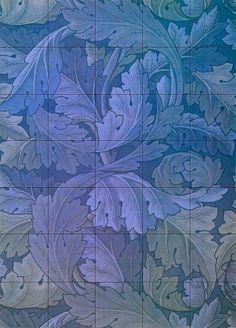 Blue Acanthus, William Morris