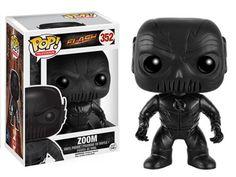 Pop! TV: The Flash - Zoom - The Flash (TV Show) Funko Figures