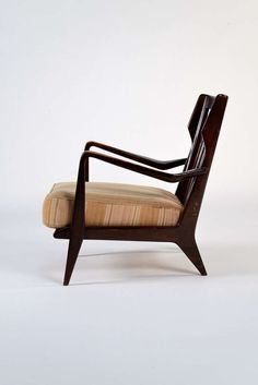 """""""Model 516"""" Armchairs by Gio Ponti for Cassina"""