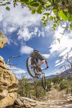 Durango has endless paths and trails for all kinds of bikers. We even have trails for winter biking!