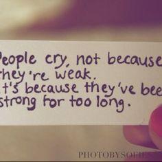 So true...especially with school ;)