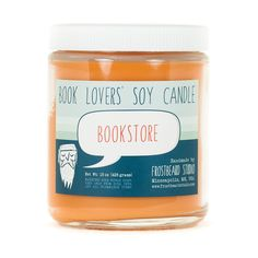 Bookstore - Soy Candle-- Bought this candle and it's on its way. I see myself buying more of these in the future. ^^ -N