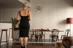 50 Best Ideas For Kitchen Tiles Splashback Pressed Tin Offspring Tv Show, Kitchen Splashback Tiles, Tin Walls, Metal Walls, Pressed Metal, Guest Bedrooms, Master Bedroom, Wall Treatments, Family Room