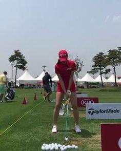 @k3268282 - #shinaeahn #안신애 #golf #golfswing #골프 #골프스타그램 #good #아이언샷
