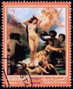 Ajman Stamp (Manama dependency of Ajman)