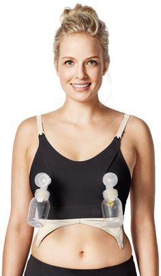 998cbe3951 Bravado Designs Women s Maternity Clip and Pump Hands-Free Nursing Bra  Accessory