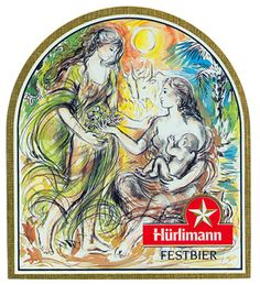 Etikette Hürlimann Bier Beer Brands, German Beer, Bottle Labels, Princess Zelda, Fictional Characters, Art, Brewery, Beer, Art Background