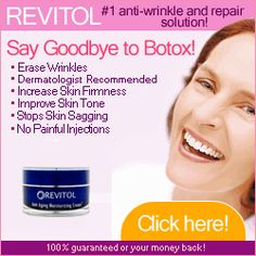 Click Here: http://beautyhealth4menwomen.com/RevitolAntiAging.php  |  With Revitol Complete Anti-Aging System, you'll have confidence knowing people are looking at a face you thought was gone for good, as the fine lines and wrinkles have appearance to vanish. For more information: http://beautyhealth4menwomen.com/RevitolAntiAging.php