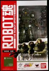 バンダイ ロボット魂/ガンダムW リーオー(モスグリーン)/ガンダムW 122