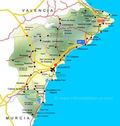 8 Beste Afbeeldingen Van Alicante Spanje Alicante Spanje