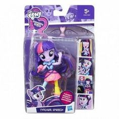 Hasbro My Little Pony Mini Doll - Equestria Girls - Twilight Sparkle (C0864)